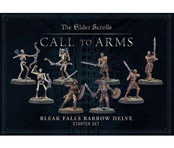 Elder Scrolls: Bleak Falls Barrow Delve Set