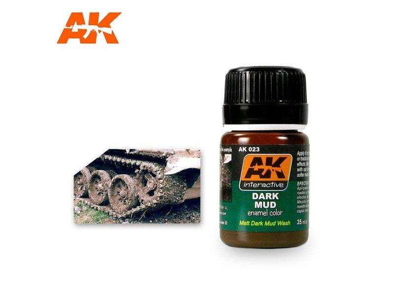 AK Interactive AK Interactive Dark Mud Effects