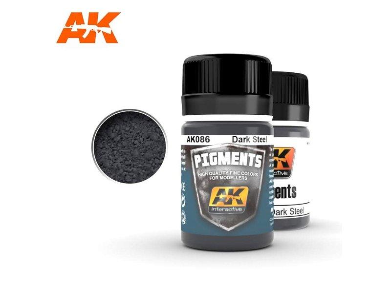 AK Interactive AK Interactive Dark Steel