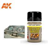 AK Interactive AK Interactive Light Dust Deposit