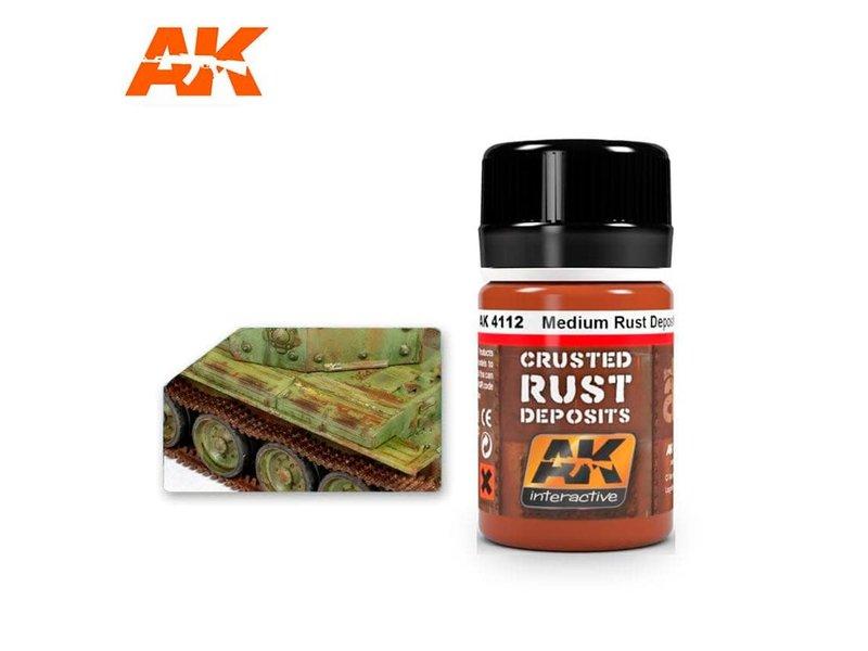 AK Interactive AK Interactive Medium Rust Deposit