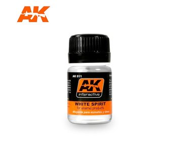 AK Interactive white spirit 35 ml
