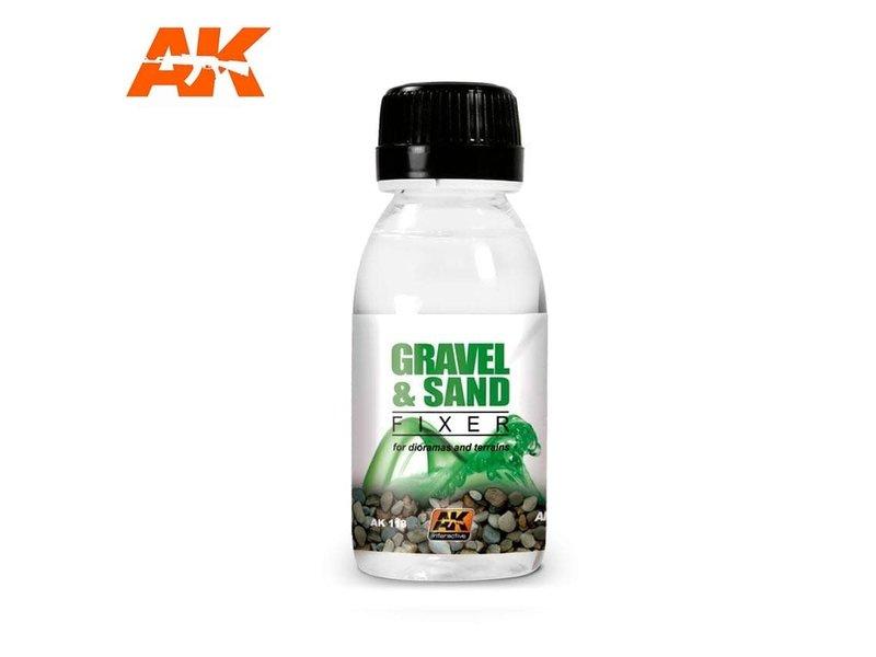 AK Interactive AK Interactive Gravel & Sand Fixer