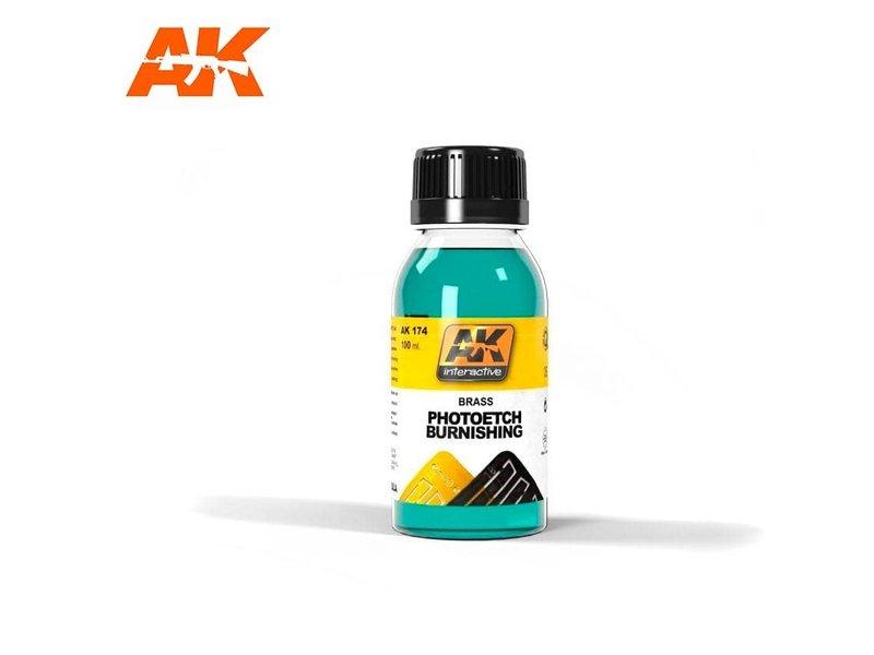 AK Interactive AK Interactive Brush Photoetche Burnishing