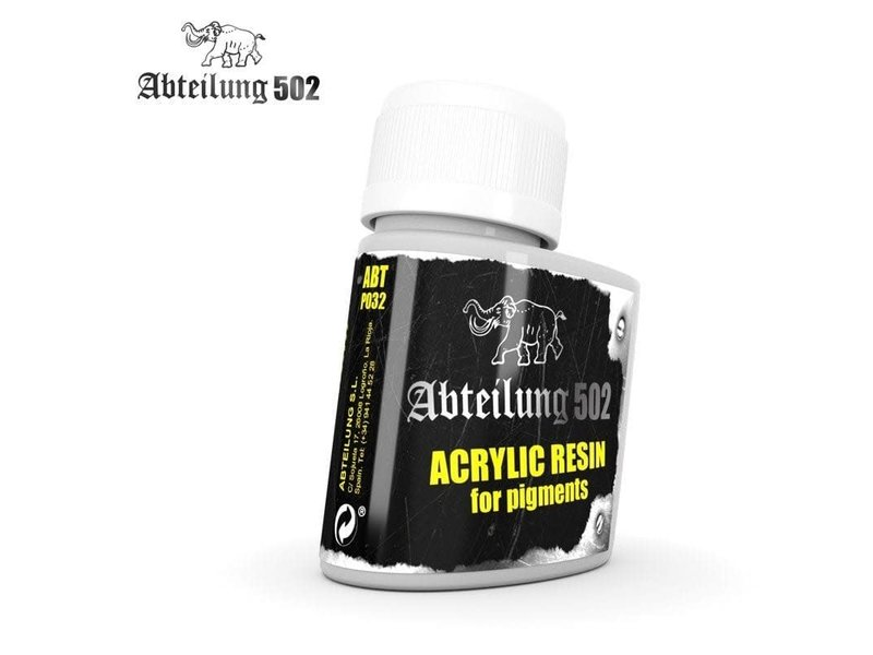 Abteilung 502 Abteilung 502 Acrylic Resin for Pigments 75 ml