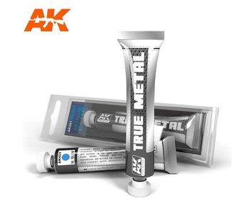 AK Interactive True Metal Metalic Blue