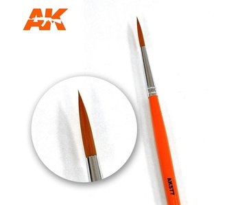 AK Interactive Weathering Brush Fine Long