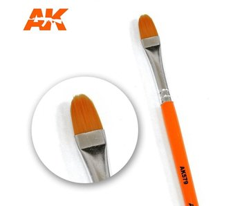 AK Interactive Weathering Brush Rounded