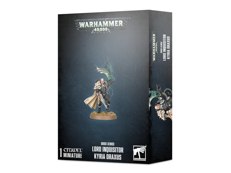 Games Workshop Lord Inquisitor Kyria Draxus (PRE ORDER)