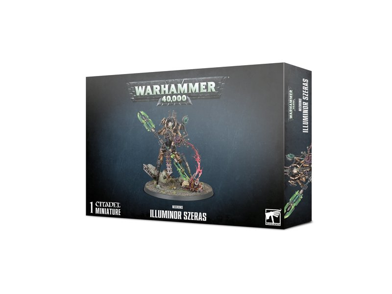 Games Workshop Illuminor Szeras (PRE ORDER)
