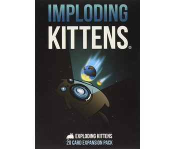Exploding Kittens - Imploding Kittens (English)