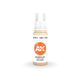 AK Interactive AK Interactive 3rd Gen Acrylic Light Flesh (17ml)
