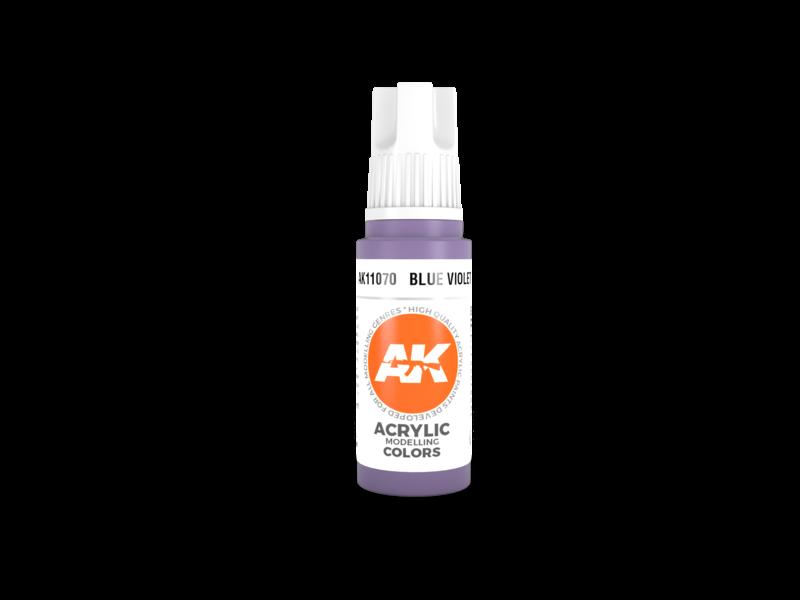 AK Interactive AK Interactive 3rd Gen Acrylic Blue Violet (17ml)