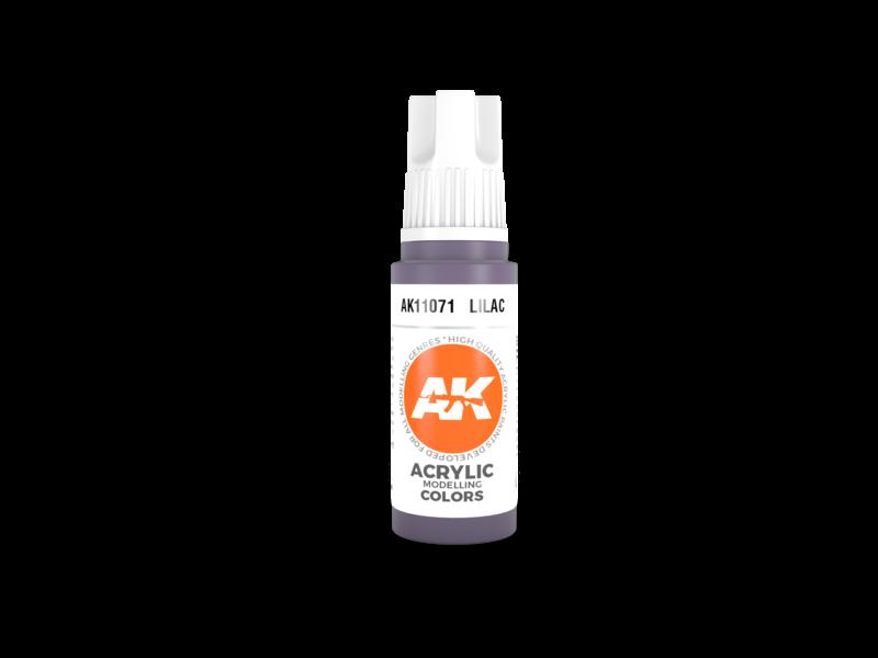 AK Interactive AK Interactive 3rd Gen Acrylic Lilac (17ml)