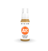 AK Interactive AK Interactive 3rd Gen Acrylic Ocher (17ml)