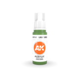 AK Interactive AK Interactive 3rd Gen Acrylic Light Green (17ml)