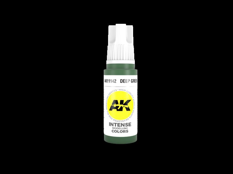 AK Interactive AK Interactive 3rd Gen Acrylic Deep Green (17ml)