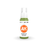 AK Interactive AK Interactive 3rd Gen Acrylic Lime Green (17ml)
