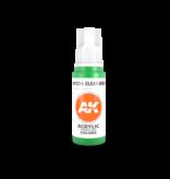 AK Interactive AK Interactive 3rd Gen Acrylic Green (17ml)