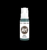 AK Interactive AK Interactive 3rd Gen Acrylic Turquoise INK (17ml)