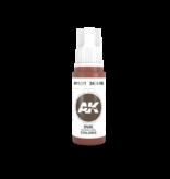 AK Interactive AK Interactive 3rd Gen Acrylic Skin INK (17ml)