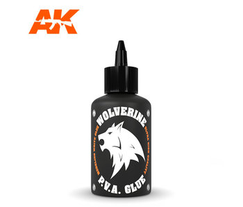 AK Interactive Wolverine P.V.A Glue (100ml)