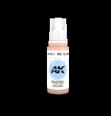 AK Interactive AK Interactive 3rd Gen Acrylic Pastel Pink (17ml)