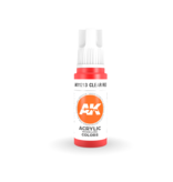 AK Interactive AK Interactive 3rd Gen Acrylic Red (17ml)