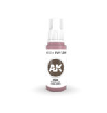 AK Interactive AK Interactive 3rd Gen Acrylic Cardinal Violet INK (17ml)