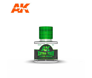 AK Interactive Extra Thin Citrus Cement