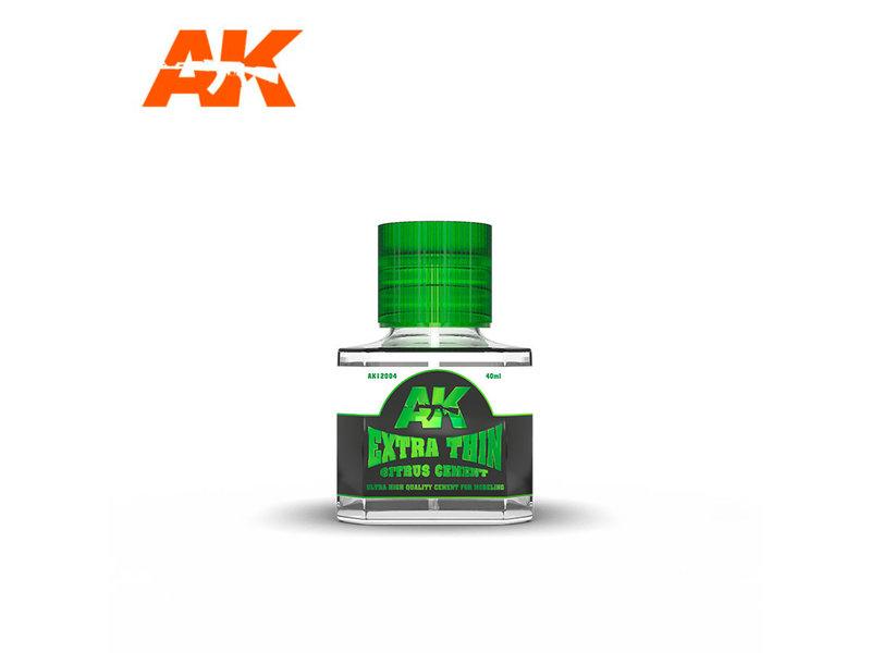 AK Interactive AK Interactive Extra Thin Citrus Cement