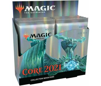 MTG Core 2021 Collector Booster Box