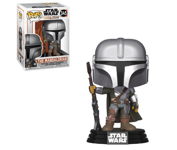 Funko Pop! Star Wars Mandalorian - The Mandalorian