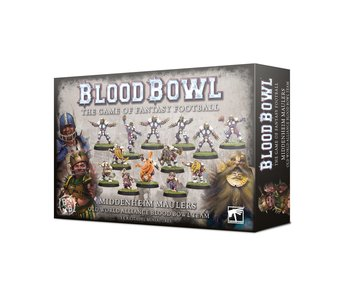 Blood Bowl: Middenheim Maulers Team (PRE ORDER)