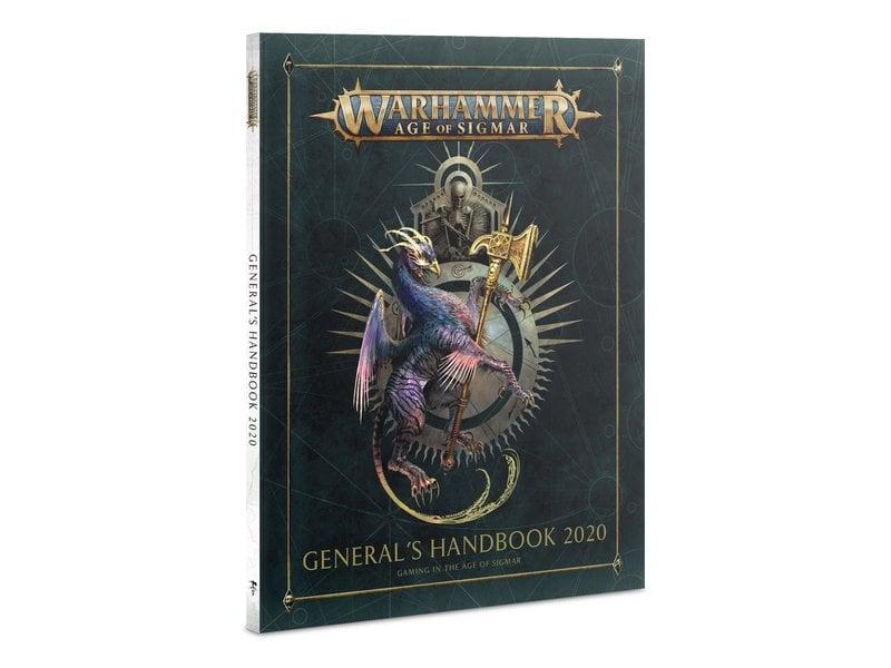 Games Workshop Age of Sigmar - General's Handbook 2020 (French)