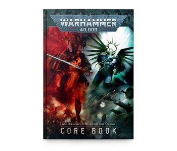 Warhammer 40K Core Book (English) (PRE ORDER)