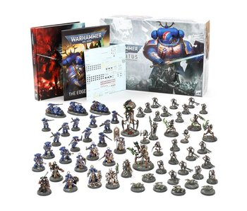 Warhammer 40K Indomitus Box Set (English)