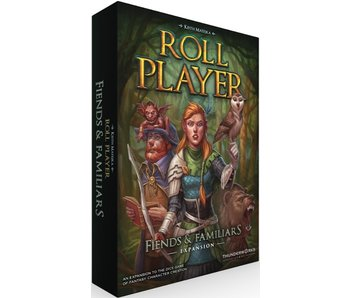 Roll Player - Friends And Familiars