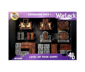 Warlock Dungeon Tiles Expansion Box 1
