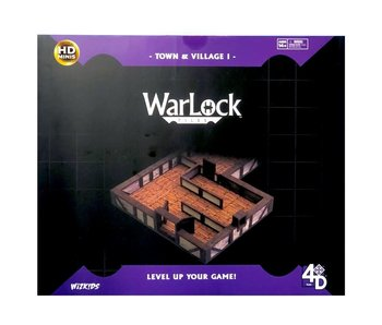 Warlock Dungeon Tiles - Town And Village