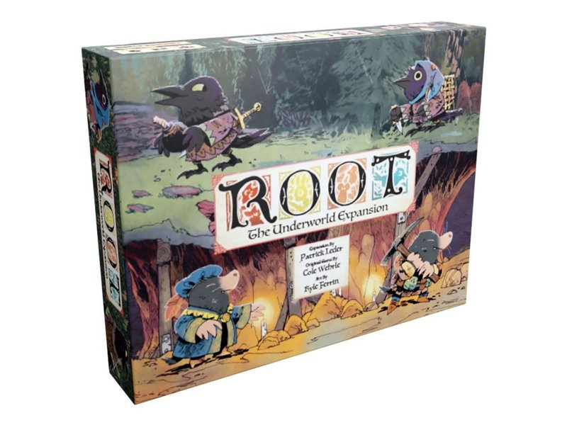 Root - The Underworld Expansion