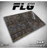 Frontline Gaming Frontline Gaming Mat Industrial 2 6X4