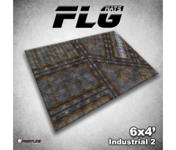 Frontline Gaming Mat Industrial 2 6X4