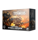 Games Workshop Adeptus Titanicus Knights Acheron & Castigator