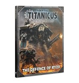Games Workshop Adeptus Titanicus Defence of Ryza Book
