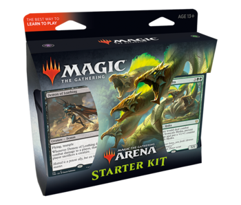 Magic the Gathering: 2021 Arena Starter Kit