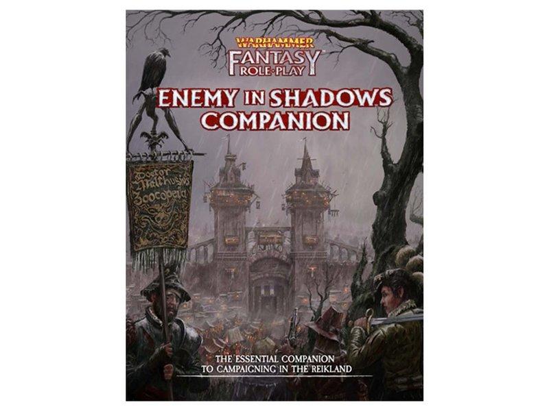 Cubicle 7 Warhammer Fantasy Roleplay: Enemy In Shadows Companion