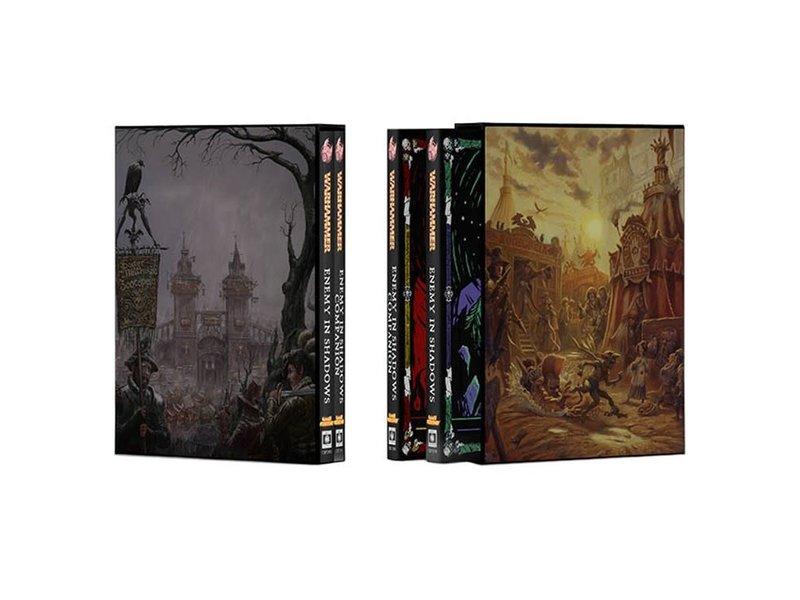 Cubicle 7 Warhammer Fantasy Roleplay Enemy in Shadows Collector LE Vol. 1 of 5 (EN)