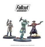 Modiphius Fallout Wasteland Warfare: Survivor Unusual Allies