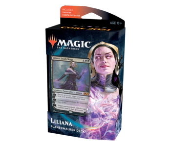 MTG Core Set 2021 Planeswalker Deck
